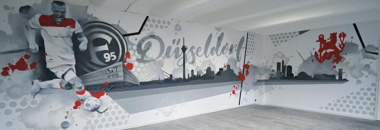 Düsseldorf Graffiti