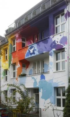 Fassade Kiefernstraße 33