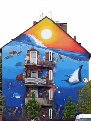 Fassade Kiefernstraße 10