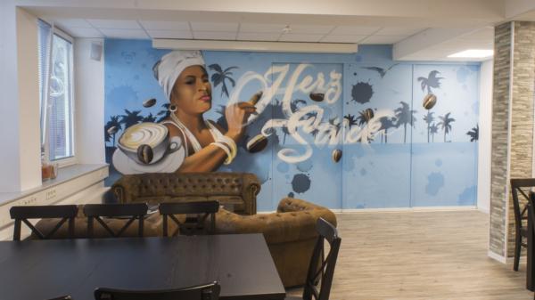 Kantine Graffiti Mentor